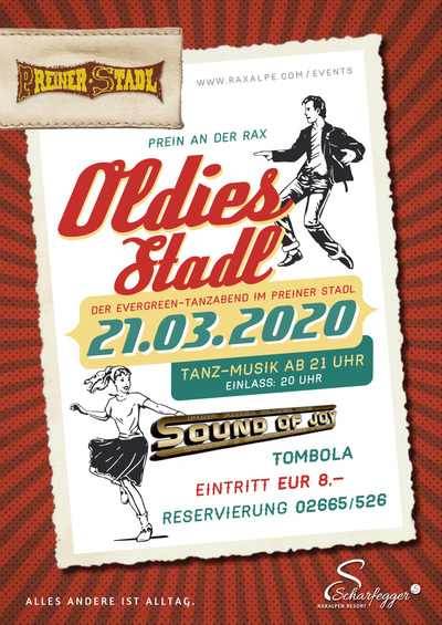 Oldies Stadl