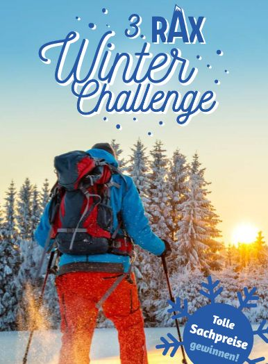 3. Rax Winter Challenge